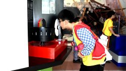 FIELD TRIP TMII – Learn about concave