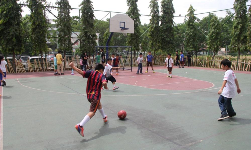 Lomba Futsal Putra