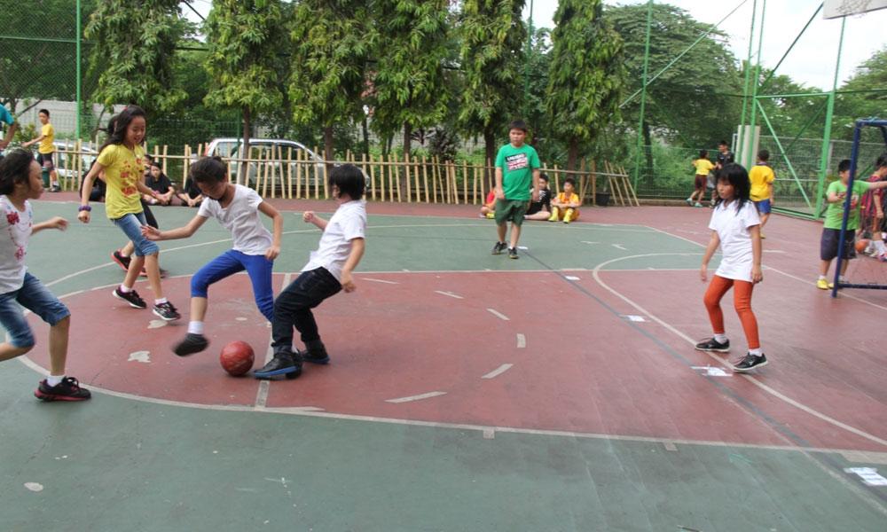 Lomba Futsal Putri