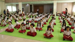 Meditasi siswa