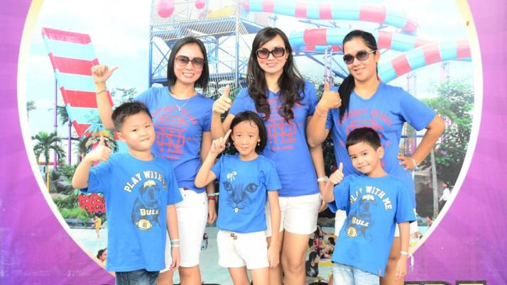Keceriaan Keluarga Saat Famrec