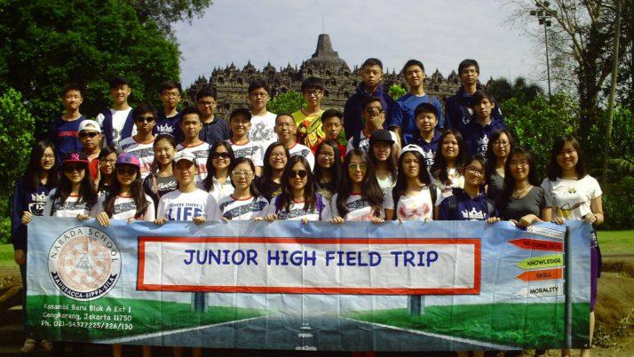 Field Trip Jogjakkarta