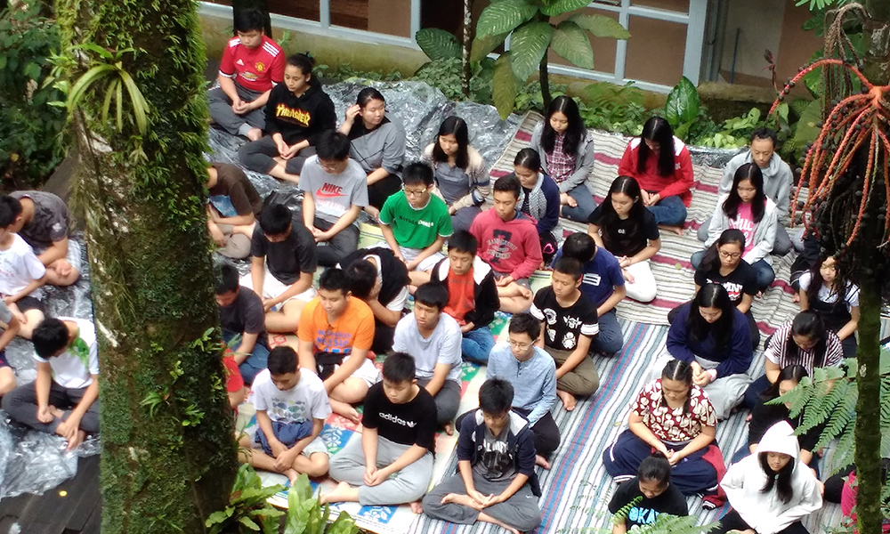 2 DAYS MINDFULNESS PROGRAMME @ CHANT FOREST