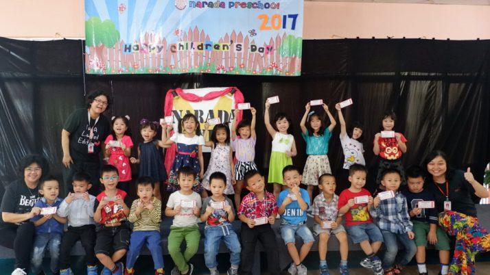 Children's Day…