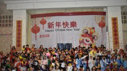 Chinese New Year Celebration..