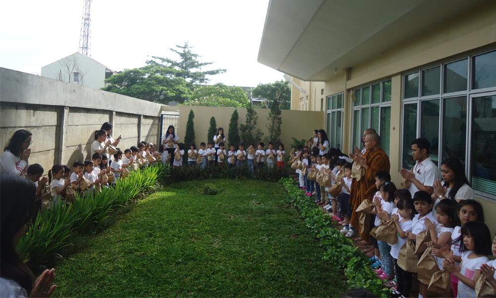 Dhamma Class