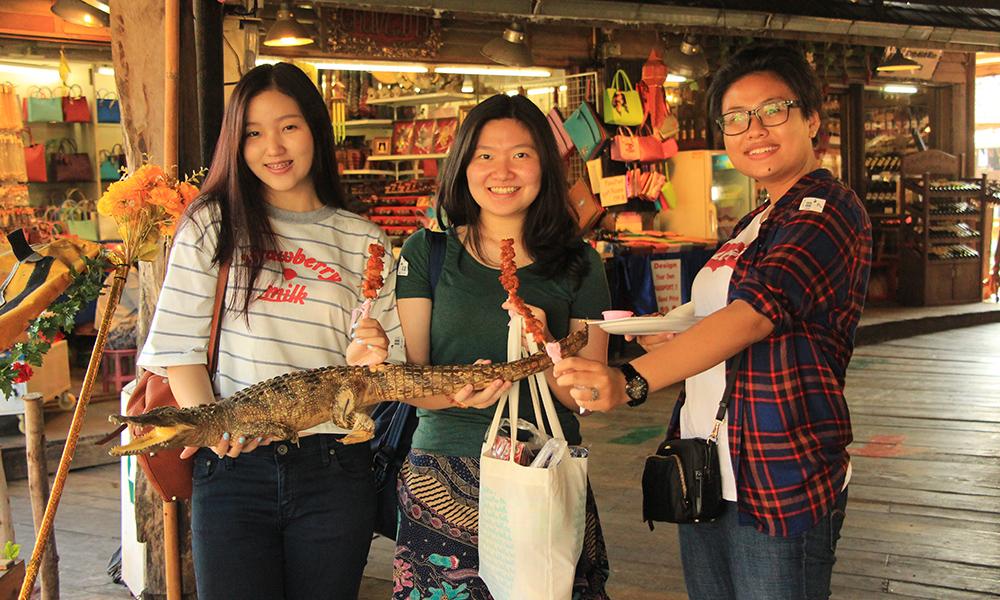 FIELD TRIP THAILAND