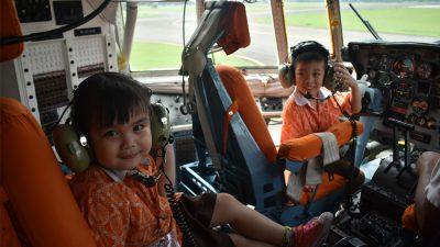Field Trip to Lanud Halim P Kusuma