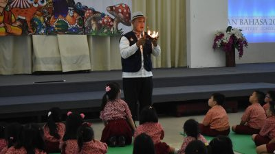 Perayaan Bulan Bahasa