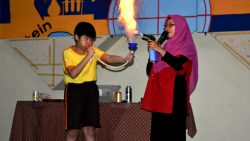 FIELD TRIP TMII – Science Fire Show