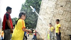 FIELD TRIP TMII – Water Rocket