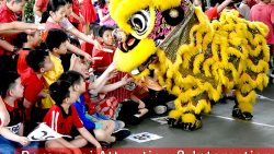 Barongsai Attraction