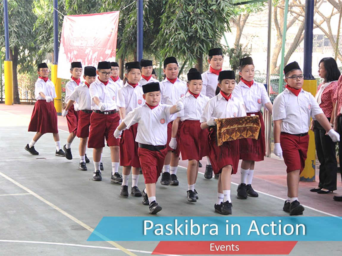 Paskibra in Action