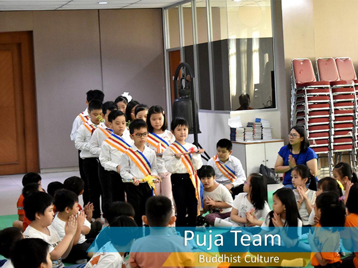 Puja Team