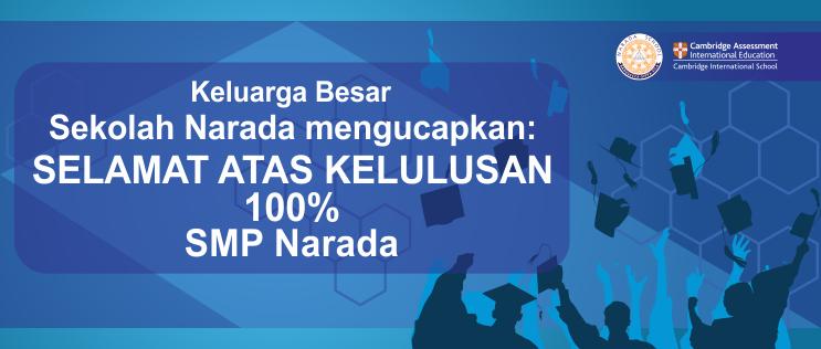 100 Kelulusan SMP